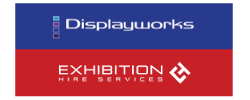 Displayworks Exhibition Hire Services Logo